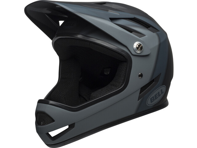 Bell Sanction Kask rowerowy, presences matte black